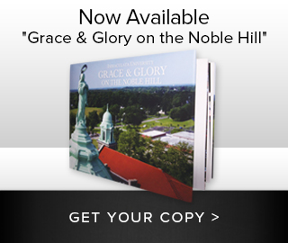 Picture of book. Now Available 'Grace & Glory on the Noble Hill'. Click to get your copy.